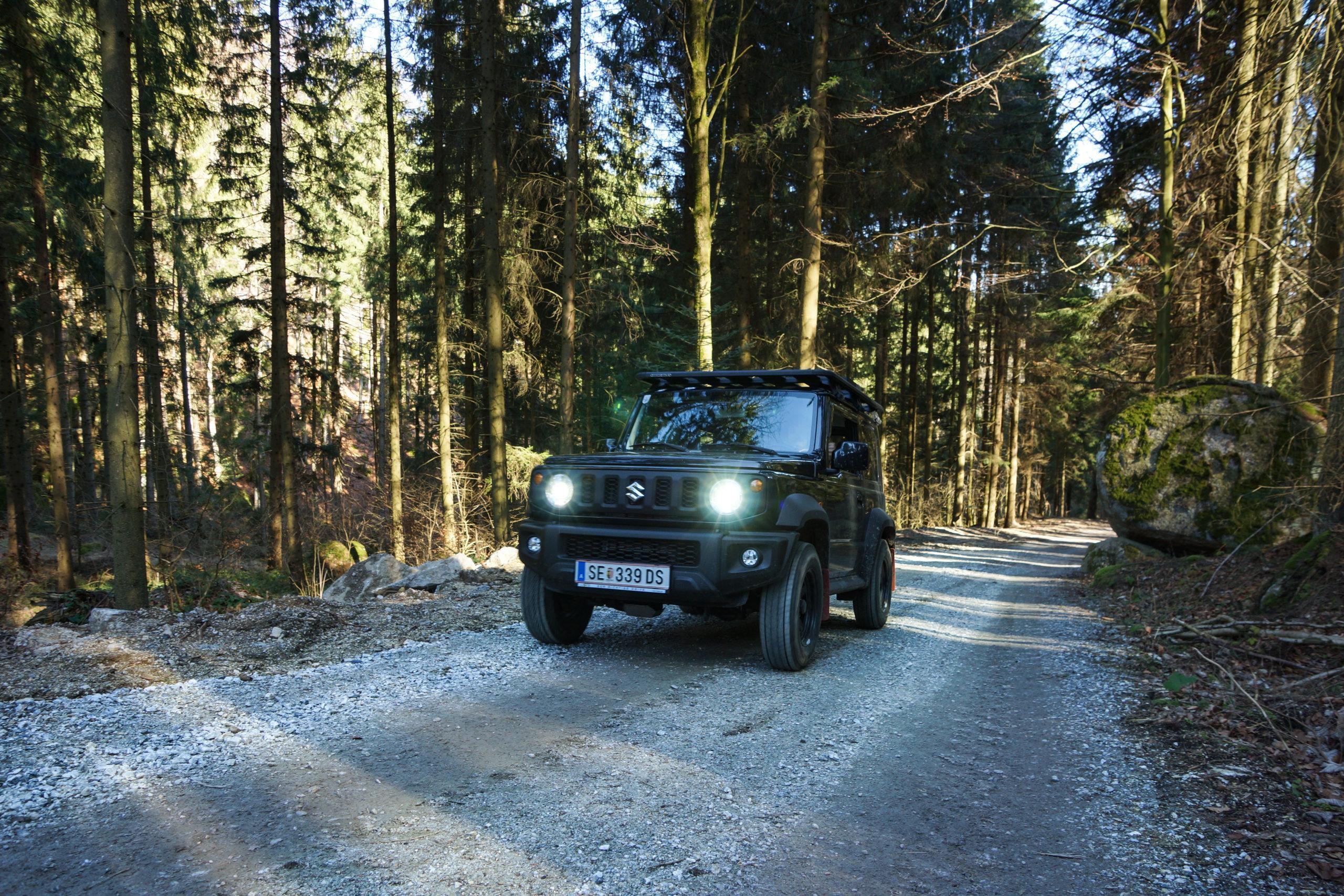 Wildnis Waldviertel, Yspertal – Bärnkopf