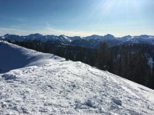 Skitour Rotkogel in Johnsbach, Gesäuse